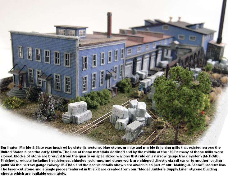 Wig-Wag, LLC (Wig-Wag-Trains com) N-Scale Architect Buildings