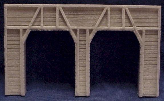 Wig wag llc wig wag pre size models product page for N scale tunnel portal dimensions