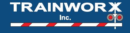 Image result for trainworx logo