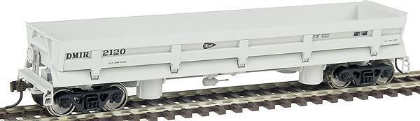 Walthers HO scale No #1280 964819 Difco Side Dump Car Burlington Northern Kit 932-5955
